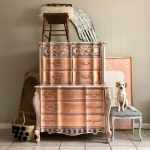 Paint Rose Gold Metallic Furniture Tracey