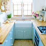 Paint Small Kitchen Light Color Interior Decorating