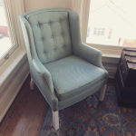 Paint Upholstery Annie Sloan Chalk Batty