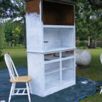 Paint Veneer Furniture Without