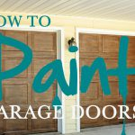 Paint Vinyl Garage Door Rachael