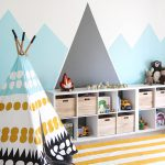Paint Wall Murals Kids Easy Diy Projects Budget