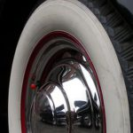 Paint Whitewall Tires Still