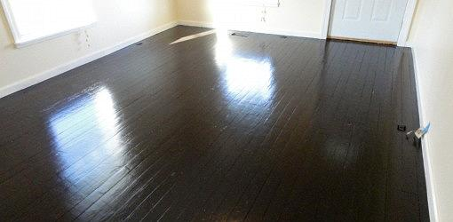 Paint Wood Floors Today