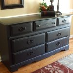 Paint Wood Furniture Black Design