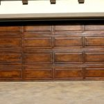 Paint Wood Garage Door