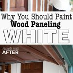Paint Wood Paneling Successfully Own