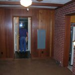 Paint Wood Paneling Young House