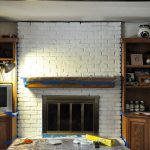 Paint Your Brick Fireplace Totally Freak Out