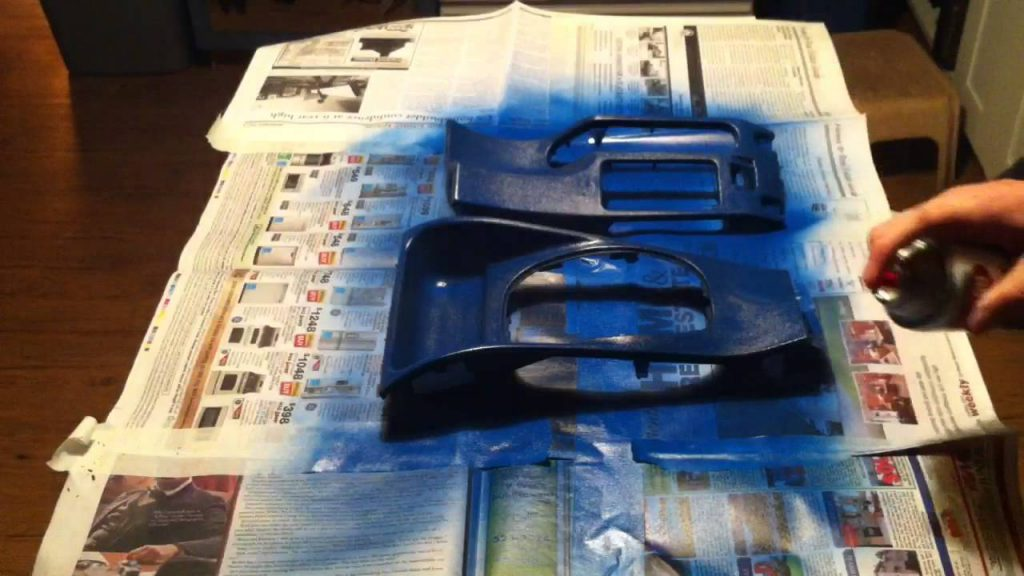 Paint Your Car Interior