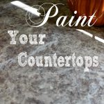 Paint Your Countertops Days Chalk