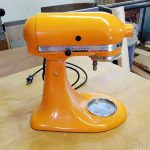 Paint Your Kitchen Aid Mixer Reality