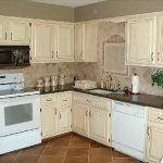 Paint Your Kitchen Cabinets Antique White