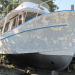 Paint Your Old Fiberglass Boat Make Look New Again