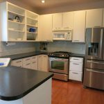 Painted Black Kitchen Cabinets Paint Easy Steps Bold Island