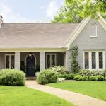 Painted Brick House Exterior Google Search Paint