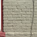 Painted Brick Masonry
