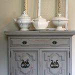 Painted Buffet Annie Sloan Chalk Paint French