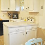 Painted Cabinets Kitchen Makeover Classy
