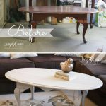 Painted Coffee Table Shabby Chic Here Tables