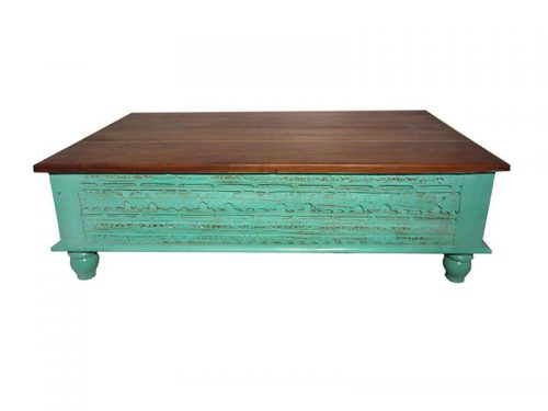Painted Coffee Tables Pinterest Vintage Dining Table
