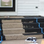 Painted Concrete Stairs Proverbs