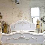 Painted Cottage Shabby French Romantic Bed