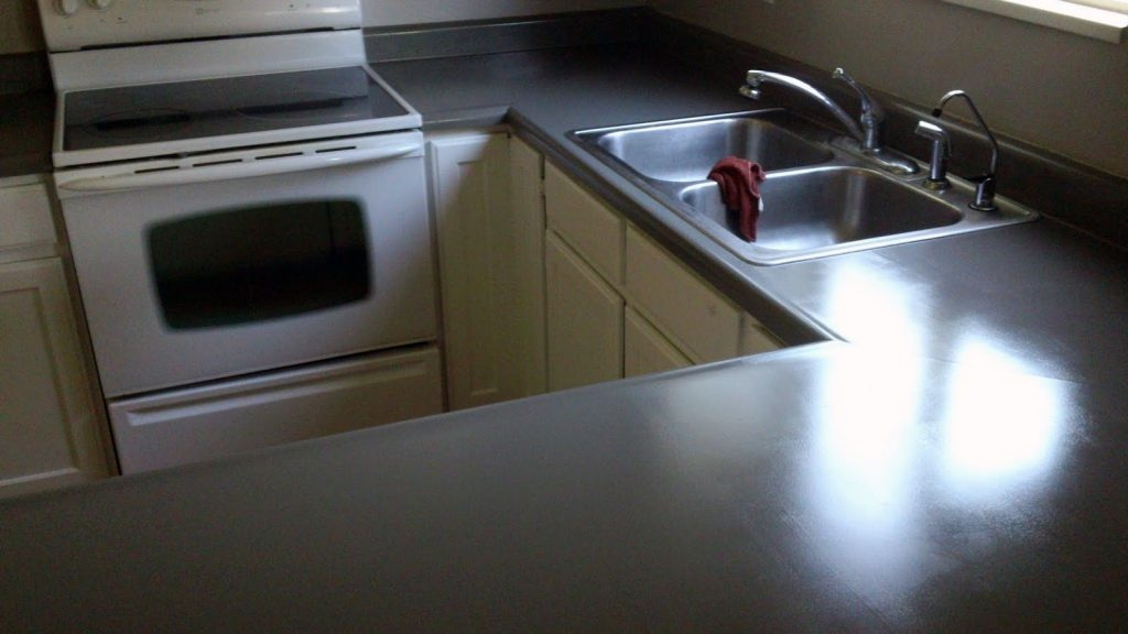 Painted Countertops Chris Loves