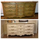Painted Dressers Before After