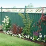 Painted Fence Photos Victoria Homes