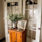 Painted French Doors Pixie Dust Designed
