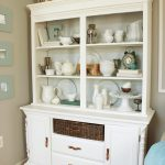Painted Hutch Remodelando