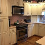 Painted Kitchen Cabinets Annie Sloan Chalk Paint Ikea