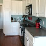 Painted Kitchen Cabinets Benjamin Moore Simply