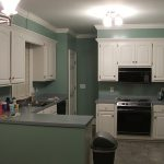 Painted Kitchen Cabinets Design