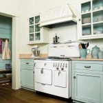 Painted Kitchen Cabinets Home Decorating