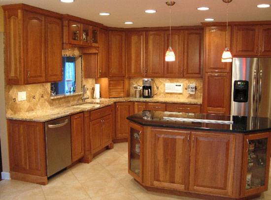 Painted Kitchen Cabinets Home Design
