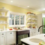 Painted Kitchen Shelves Ideas Tips