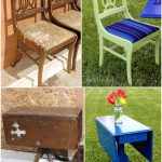 Painted Outdoor Dining Set Fynes