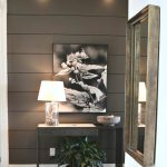 Painted Shiplap Accent Walls Rich