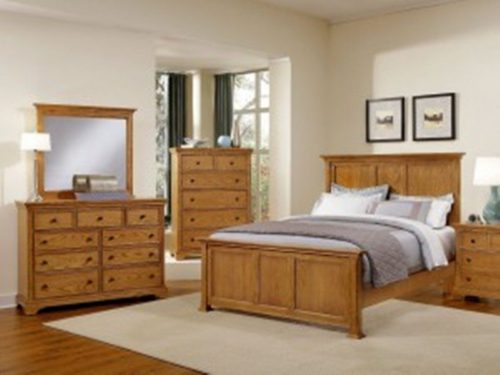 Painted Solid Wood Bedroom Furniture Collections Design Decorating