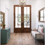 Painted Tongue Groove Paneling Florida Home
