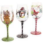 Painted Wine Glasses Ideas Greatest Glass Painting Home Furniture