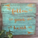 Painted Wood Sign Signs Sayings