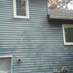 Painting Aluminum Siding Before After