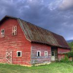 Painting Barns Why Traditionally Painted Red