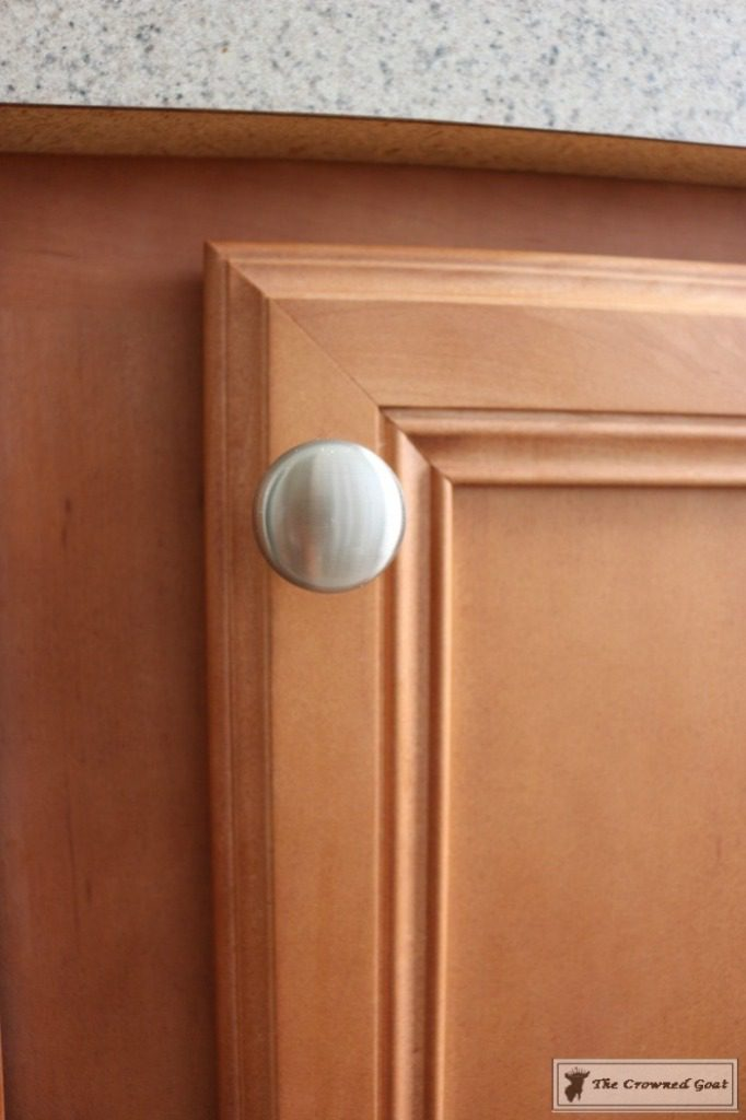 Painting Bathroom Cabinet General Finishes Milk Paint Crowned