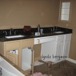 Painting Bathroom Cabinets White Wood Paint