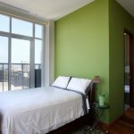 Painting Bedroom Ideas Green Brown White