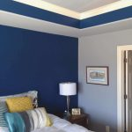 Painting Bedroom Two Colors Fresh Tone Living Room Calm Paint Ideas